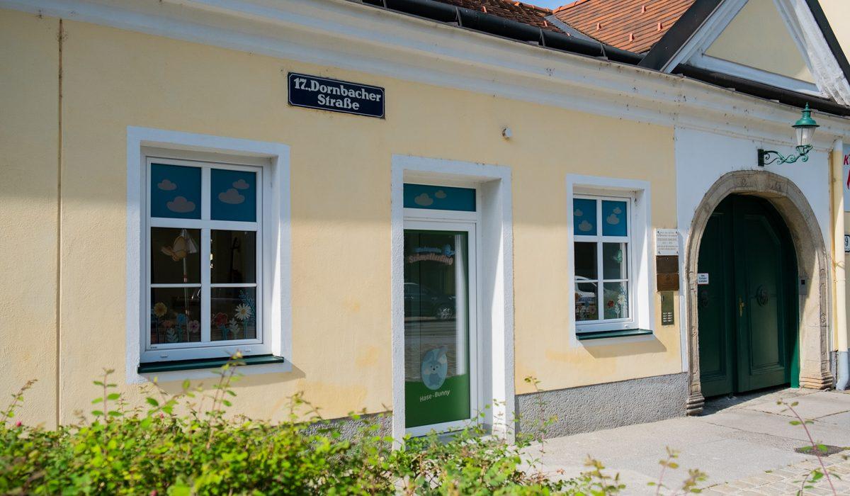 Information zum Standort Dornbach